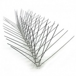 PICOS P/AVES ACERO INOXIDABLE RITE SPIKE 5 1FT