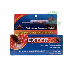 EXTERGEL CUCARACHAS Abamectina 0.05%