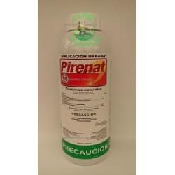 PIRENAT Piretrinas Naturales al 0.4% sinergizado BOTELLA Lt.
