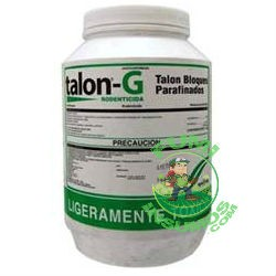 TALON G BLOQUE PARAFINADO Brodifacoum/Bitrex