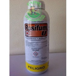 RESIFUM U Diclorvos + Cipermetrina 1 L