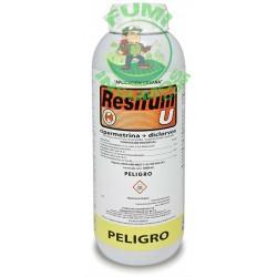 """RESIFUM """"U"""" Cipermetrina + Diclorvos BOTELLA 450 ml"""