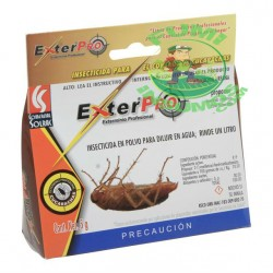 EXTER PRO Polvo p/control de hormigas caseras Permetrina