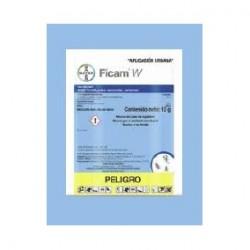 FICAM W Bendiocarb Insecticida/Acaricida SOBRE 12 gr.
