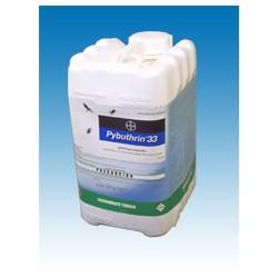 PYBUTHRINE 33 Piretrinas naturales + Butoxido de piperonilo BIDON 20 lt.