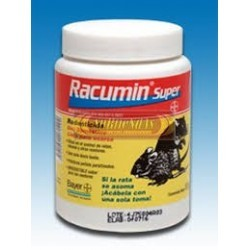 RACUMIN SUPER Difetialona al 0.025g pellets FRASCO 60 gr.