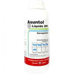ASUNTOL LIQUIDO Garrapaticida y Ectoparasiticida BOTELLA 100 ml