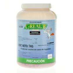 C-REAL B PELLETS Bromadiolona BOTE 1 kg