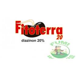 FITOTERRA 20 Diazinon Botella 950 ml