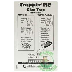 MC TRAPPER Trampa de goma