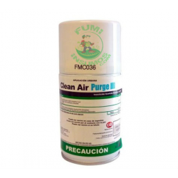 CLEAN AIR PURGE III Pyrethrinas Naturales