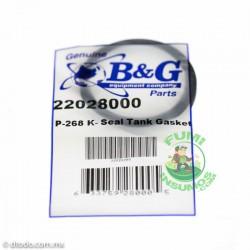 EMPAQUE P/CIERRE DE BOMBA B&G P-268