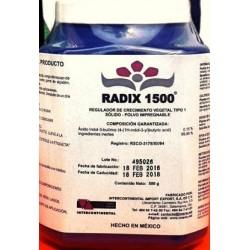 RADIX 1500 Ácido Indol-3-Butírico Frasco 500 gr