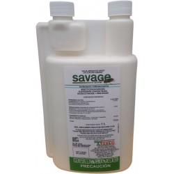 SAVAGE 3-10 FW Alfacipermetrina+imidacloprid Nuevo BOTELLA 1 lt