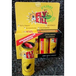 FLY KILL (serpentin atrapa mosca blister) NUEVO