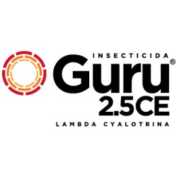 GURU 2.5 CE. Lamdacyalotrina + Butoxido BOTELLA 100ml