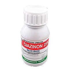 DIAZINON 25% Diazinon botella 950 ml