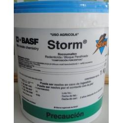 STORM 4G PARAFINADO Anticoagulante floucoumafen FRASCO 1 KG