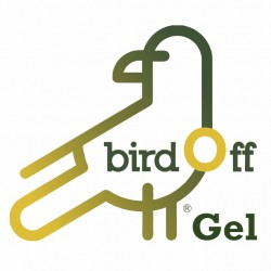 BIRD REPELLENT EN GEL (AVES) BOTELLA 1 KG