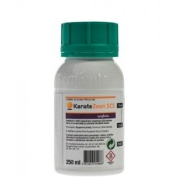 Karate Zeon Lamda Cyalotrina BOTELLA 250 ML.