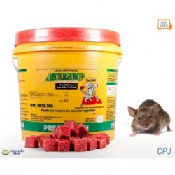 C-REAL B PELLETS BROMADIOLONA BOTE 500 GRS.